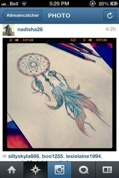 I also like this one. I'd add elements that mean something to me. Again I wouldn't want the feather as big