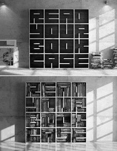 Read Your Book Case Amazing