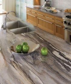 nice 32 Beautiful Epoxy Countertop Kitchen Decoration https://homedecort.com/2017/06/32-beautiful-epoxy-countertop-kitchen-decoration/