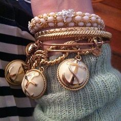 Anchors Away Bracelet - jewelry - love!!!!