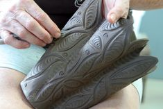 Hand Building Pottery Ideas | will teach participants to enhance the surface of their hand built ...