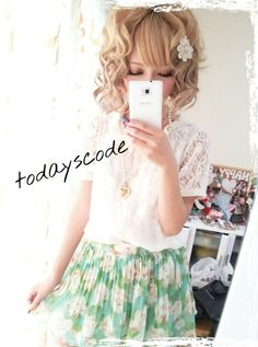 Cute Short Gyaru Hair