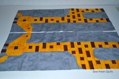 Sew Fresh Quilts: Let's Bee Social #104