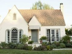 White Brick With Grey Trim Drooling Home Exteriors