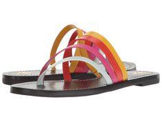 TORY BURCH Patos Flat Sandal. #toryburch #shoes #