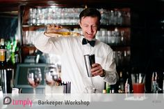Du möchtest die Kunst mit den #Cocktails erlernen?