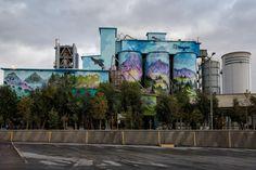 The Turk, Thessaloniki, Sufi, Macedonia, Egyptian, Medieval, Greece, Graffiti, Street Art