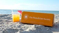 """Inside the Sunshine Society Box"" article on RumShopRyan's Caribbean Castaway Travel Blog"