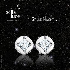 Diamantschmuck - ein brillanter Moment für die Ewigkeit und passende Geschenkidee zu Weihnachten.   Zaubern Sie Ihrem Partner mit schönem Diamantschmuck ein Lächeln ins Gesicht.  Auf unserer Site www.bellaluce.de finden Sie eine schöne Auswahl an Diamantschmuck.   Der Diamant gilt als Zeichen der ewigen Liebe und ist eine tolle Geschenkidee zu Weihnachten. #diamantschmuck  #weihnachten #geschenkidee #bellaluce