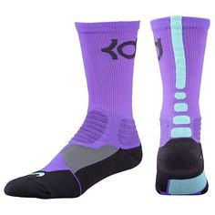Nike KD Hyper Elite Crew Socks - Men's from Foot Locker. Saved to Things I want as gifts. Nike Elite Socks, Nike Socks, Sport Socks, My Socks, Socks Men, Nike Shoes Cheap, Nike Free Shoes, Nike Shoes Outlet, Running Shoes Nike