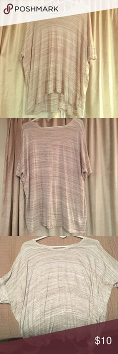 Maternity Top Cute tan colored maternity top. Perfect for a casual outfit with jeans or leggings. GAP Tops Tees - Short Sleeve
