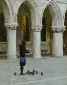 """""""Child of God, Piazza San Marco"""""""
