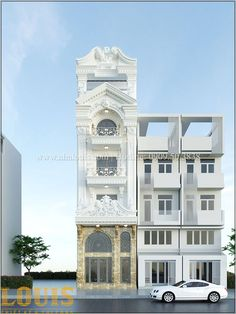 Elevation Plan, House Elevation, Classic House Exterior, Architecture Building Design, Beautiful Homes, Mansions, House Styles, House Of Beauty, Manor Houses