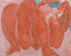 Edouard Pignon. Les nus rouges.