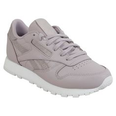 timeless design ad7de 3a36b Reebok Classic Leather Pastel Women s Running Sneaker