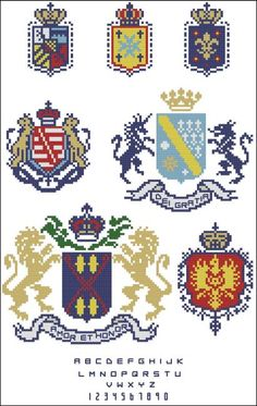 Coat of Arms - Click Image to Close