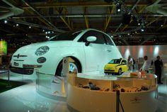 #Fiat500, e poi tutto intorno il #Motorshow 2007