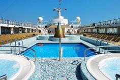 Solarium Costa Victoria, Ship, Outdoor Decor, Beautiful, Ships