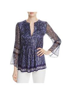 bd735ccd475f Calliope Silk Blouse by Elie Tahari   Products   Silk, Elie tahari ...