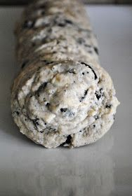 Cookies & Cream Cookies. So good! Add a little baking POWDER so they are fluffier ;)