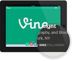 Buy Vine Likes and become popular today! Get 1,000 Vine Likes Only for $8!. We deliver high quality Likes within 24hrs. Become Vine Famous!