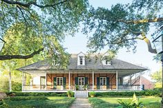 Charming Home Exteriors. Baton Rouge Beauty