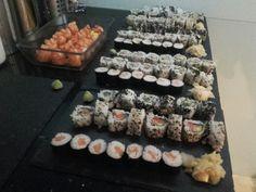 Dinner sushi Ericeira