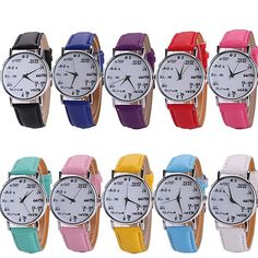 Cheap watch death note free, Buy Quality watch directly from China gift slippers Suppliers: Superior Women Mens Leather Stainless Steel Watch Sport Quartz Wrist Watch Boys Girls Gift Dec 28 Mens Watches Leather, Leather Men, Sport Watches, Women's Watches, Wrist Watches, Ladies Dress Watches, Men's Fashion Brands, Fashion Women, Style Fashion