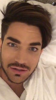 Adam Lambert Concert, Adam Style, Queen Freddie Mercury, Always Smile, American Idol, Girl Crushes, Beautiful People, Singer, Guys