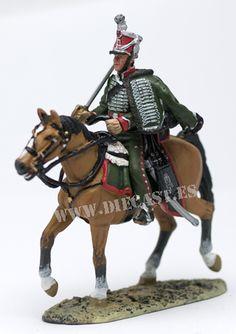 Corporal, French Guards of Honour, 1814, 1:30, Del Prado