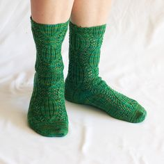 Ravelry: Calloway Socks pattern by Cookie A