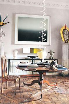 Fashionable Design: Jacques Grange - HarpersBAZAAR.com