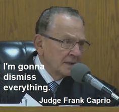 Judge Frank Caprio Dismisses All Andrea's Parking Violation