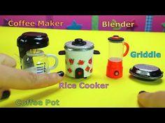 tutorial: miniature small appliances