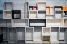 Näillähän saa kalustettua kaikki huoneet. Monipuolinen ja kasvava käyttökalustesarja. Ja ekologinen!