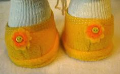 Mimin Dolls: Learn to make a shoe for your Doll