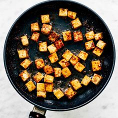 How to Cook Tofu! Our four go-to ways to prepare tofu: baked, sautéed, fried, and scrambled. Perfect for a variety of meals. YUM! #tofu #howto #vegan #vegetarian Firm Tofu Recipes, Veggie Recipes, Diet Recipes, Cooking Recipes, Healthy Recipes, Vegan Vegetarian, Vegetarian Recipes, Vegan Meals, Salads