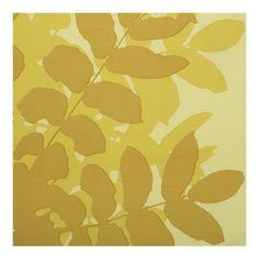 Marimekko Saarni Yellow Full/Queen Duvet Cover  Crate & Barrel Outlet 34.95