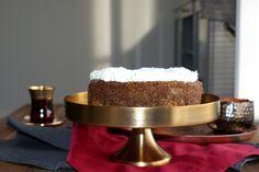 Türkischer Mohnkuchen