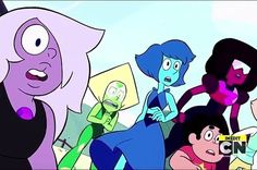 "What Would Your Gem Be In ""Steven Universe""? Sapphire:Quiet and a little bit mysterious, your powers of foresight mean that you carry the weight of knowing the future on your shoulders. You don't open yourself to others often, but when you do you're loyal and loving to the people you care about."