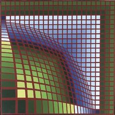 Sreeh - (Victor Vasarely)