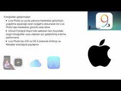 Apple iOS 9.3 Güncellemesi