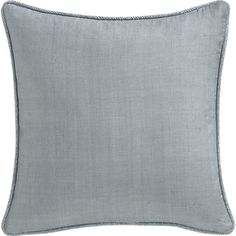 "Hayward Lake 18"" Pillow in Decorative Pillows   Crate and Barrel"
