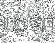151 Best Hearts Love Coloring Pages For Adults Images On