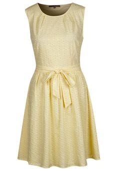 mint - Vestito estivo - giallo