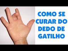 Como se curar do Dedo de Gatilho para sempre - YouTube Qigong, Tai Chi, Healthy Tips, Reiki, Meditation, Healing, Youtube, Arthritis In Fingers, Arthritis Exercises
