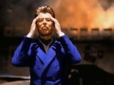 somethinginoursky:  Black Tie White Noise (1993) Black Tie White Noise, Favorite Person, David Bowie, Gifs, Hero, Singer, Rock, People, Beautiful