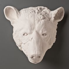 Only you can prevent: sculpture by Kate MacDowell