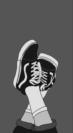 Iphone Wallpaper Vans, Boys Wallpaper, Fall Wallpaper, Cute Disney Wallpaper, Black Aesthetic Wallpaper, Aesthetic Iphone Wallpaper, Cute Wallpaper Backgrounds, Cute Cartoon Wallpapers, Hypebeast Wallpaper