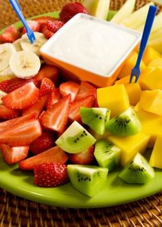 Easy Summer Snack Recipes